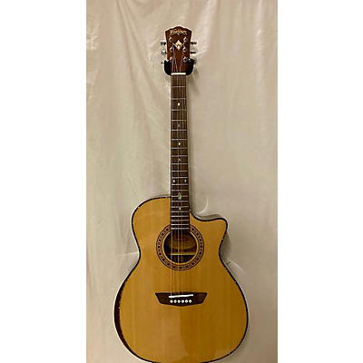 Washburn WCG80SE Acoustic Electric Guitar
