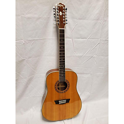 Washburn WD10S/12 12 String Acoustic Guitar