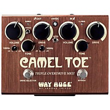 Open Box Way Huge Electronics WHE209 Camel Toe Triple Overdrive MKII