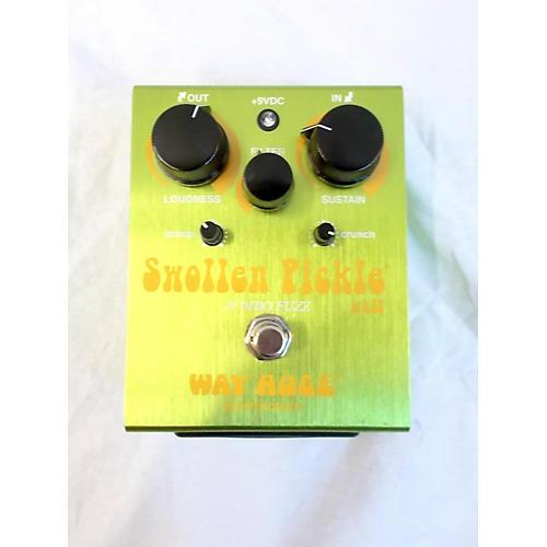 WHE401 Swollen Pickle MKII Super Jumbo Fuzz Effect Pedal