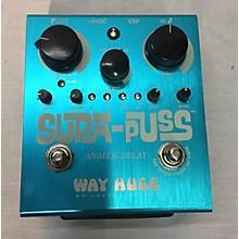 Way Huge Electronics WHE707 Supa Puss Delay Effect Pedal