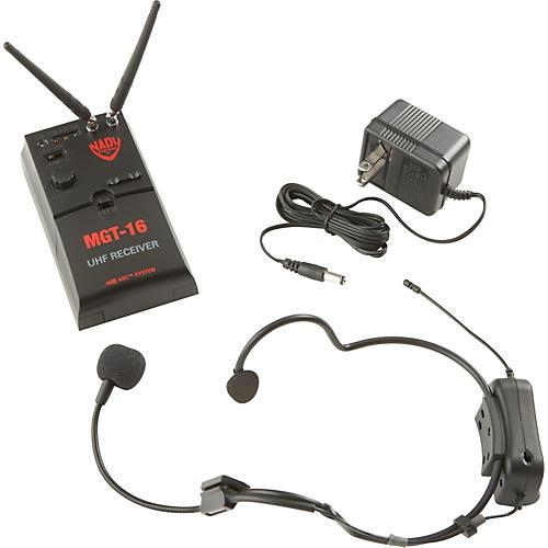 Nady WHM-16 Headmic Wireless System