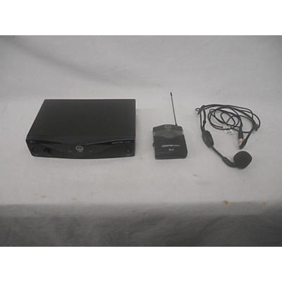 AKG WIRELESS PERCEPTION SPORT SET Headset Wireless System