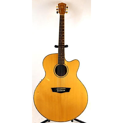Washburn WJ45SCE Cumberland Deluxe Acoustic Electric Guitar