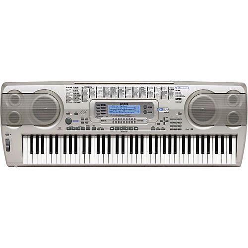 casio wk 3200 76 key portable keyboard musician 39 s friend. Black Bedroom Furniture Sets. Home Design Ideas