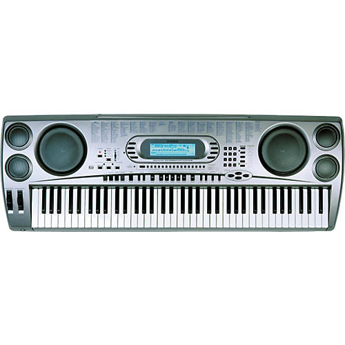 Casio WK1630 With Stand and Gig Bag Package