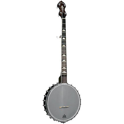 Gold Tone WL-250 White Ladye Open Back Banjo Vintage Brown