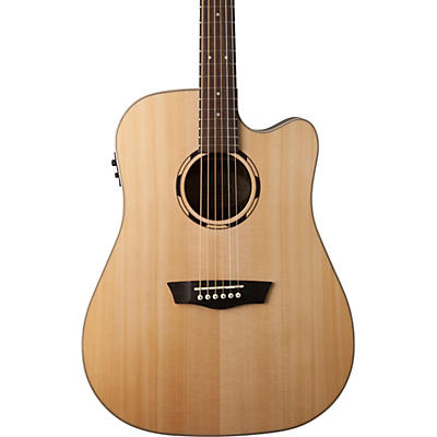 Washburn WLD10SCE Acoustic-Electric Guitar