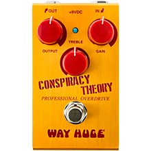 Way Huge Electronics WM20 Mini Conspiracy Theory Professional Overdrive Effects Pedal