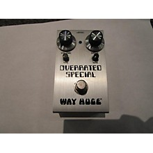 Way Huge Electronics WM28 Overrated Special Effect Pedal