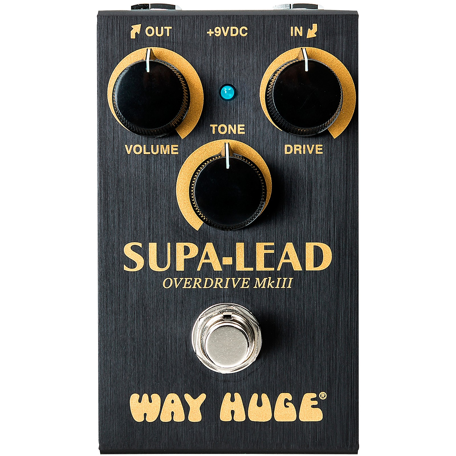 Way Huge Electronics WM31 Mini Supa-Lead Overdrive Effects Pedal