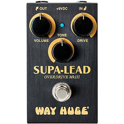 Way Huge Electronics WM31 Mini Supa-Lead Overdrive Effects Pedal
