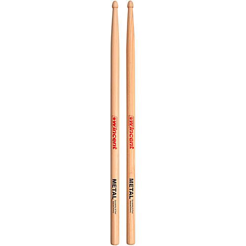 Wincent WMETAL Model Hickory Drumsticks (Pair)
