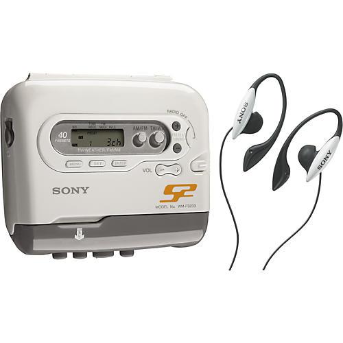 Sony WMFS233 S2 Sports Radio/Cassette Walkman Player