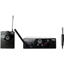 Open BoxAKG WMS 40 Mini Instrument Wireless System