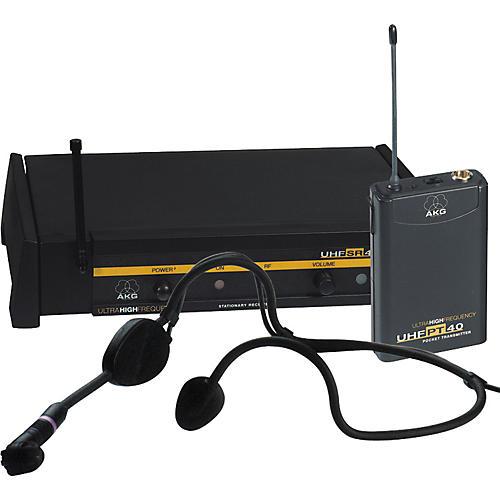 AKG WMS 40 UHF 444 Headset System