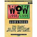 Word Music WOW 1998-1999 Piano, Vocal, Guitar Songbook thumbnail