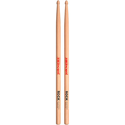 Wincent WROCK Model Hickory Drumsticks (Pair)