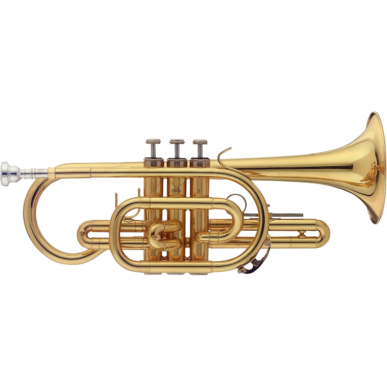 Stagg WS-CR215 Series Student Bb Cornet