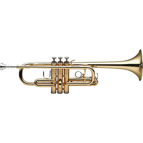 Stagg WS-TR255 Series C Trumpet Clear Lacquer