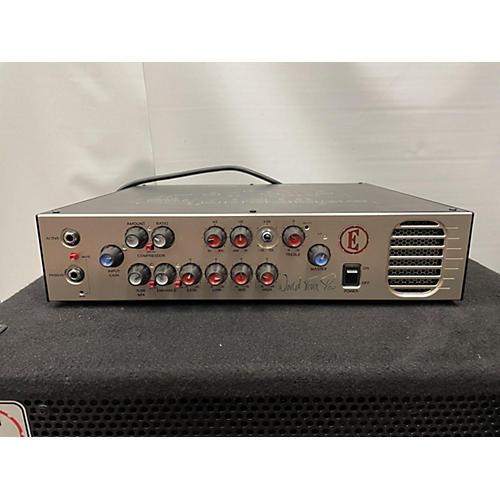 Eden WTP600-U Bass Amp Head