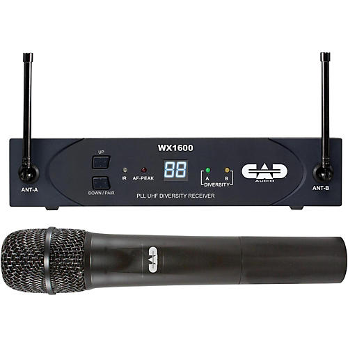 CAD WX1600 Wireless Handheld System