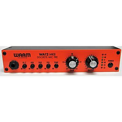 Warm Audio Wa12 MkII Microphone Preamp
