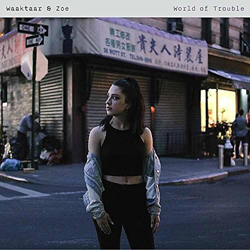 Alliance Waaktaar & Zoe - World Of Trouble (Black Vinyl)