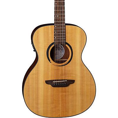 Luna Guitars Wabi Sabi Solid Top Acoustic-Electric Folk Guitar
