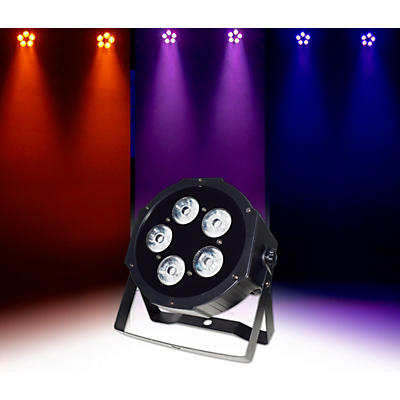 ColorKey WaferPar HEX 5 RGBAW+UV LED Wash Light