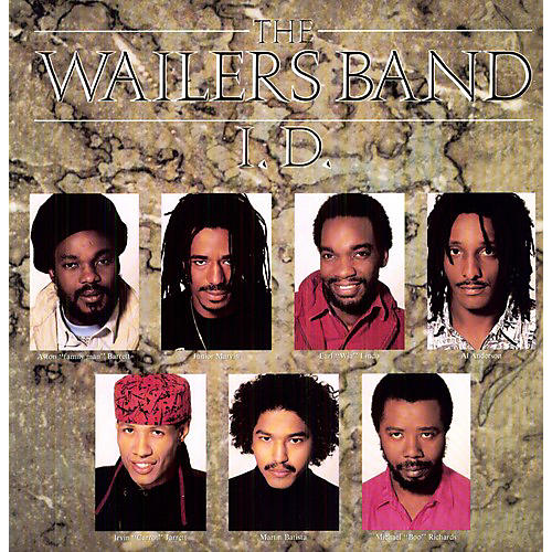 Alliance Wailers Band - I.D.