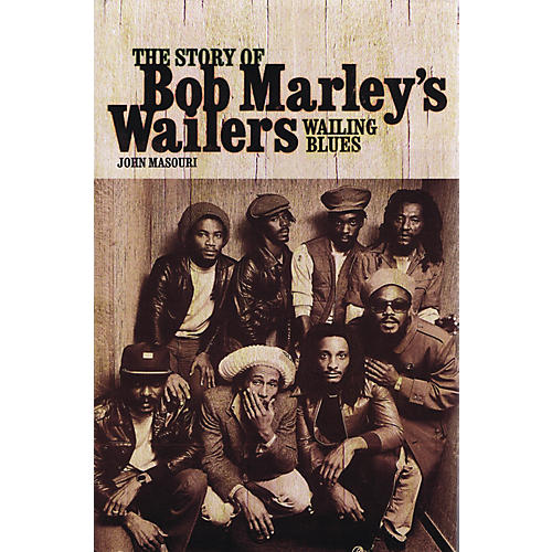 Omnibus Wailing Blues - The Story of Bob Marley's Wailers Omnibus Press Series Hardcover