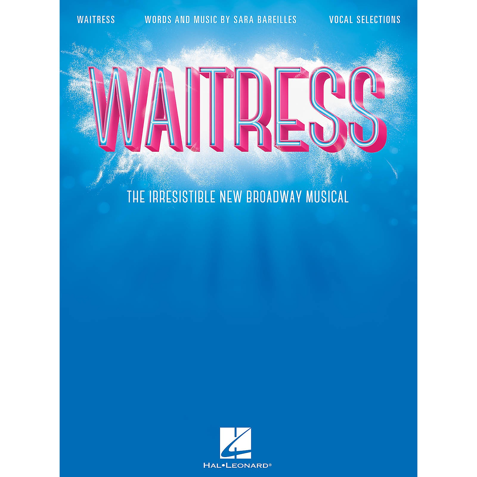 Hal Leonard Waitress - Vocal Selections (The Irresistible New Broadway Musical)