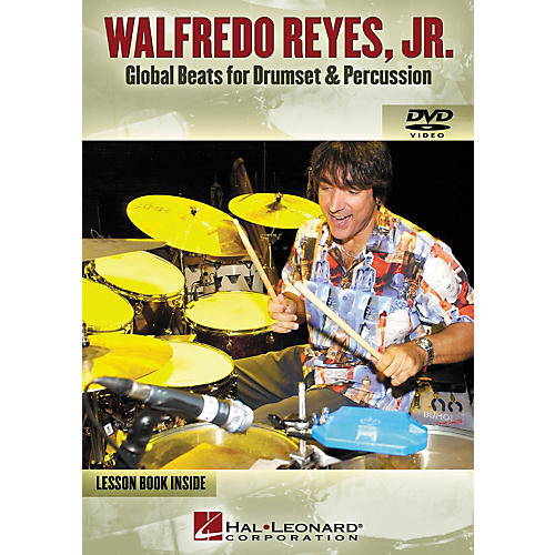Walfredo Reyes, JR. - Global Beats for Drumset Percussion (DVD)