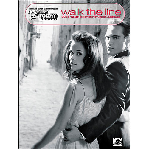 Hal Leonard Walk The Line Music From The Motion Picture Soundtrack E-Z Play 154