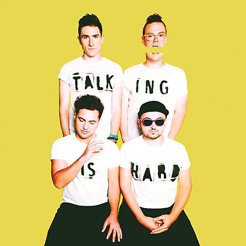 Sony Walk The Moon - Talking Is Hard