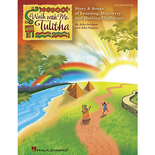 Hal Leonard Walk With Me, Tulitha Performance/Accompaniment CD Composed by John Higgins