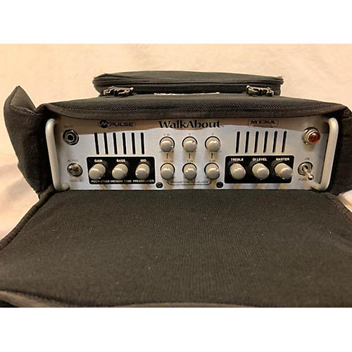Walkabout Bass Amp Head