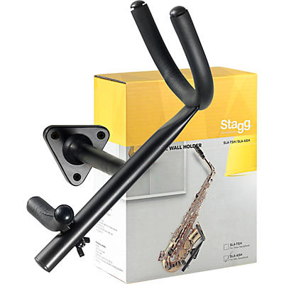 Stagg Wall-Mounted Alto Saxophone Holder