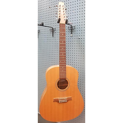 Seagull Walnut 12 12 String Acoustic Guitar
