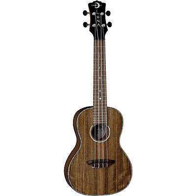 Luna Guitars Walnut Concert Ukulele w/ Gigbag
