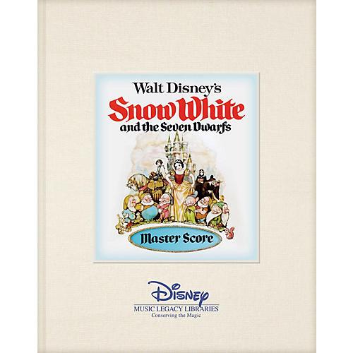 Hal Leonard Walt Disney's Snow White and the Seven Dwarfs Disney Master Score Series Hardcover Written by Various