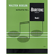 Alfred Walter Beeler Method for the Trombone Book I Book I