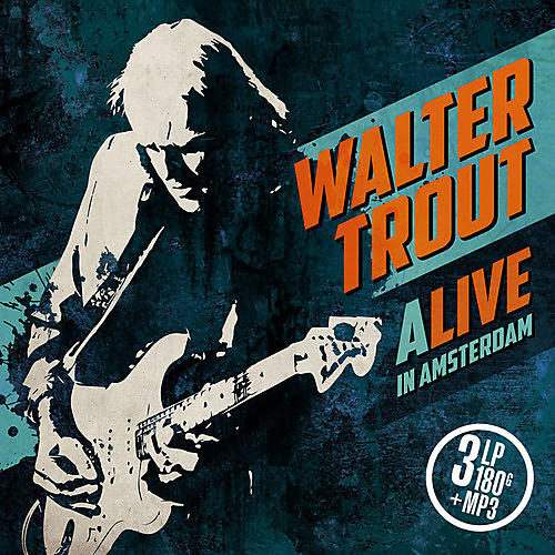 Alliance Walter Trout - Alive In Amsterdam