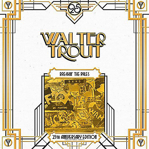 Alliance Walter Trout - Breakin' the Rules-25th Anniversary Series LP 5