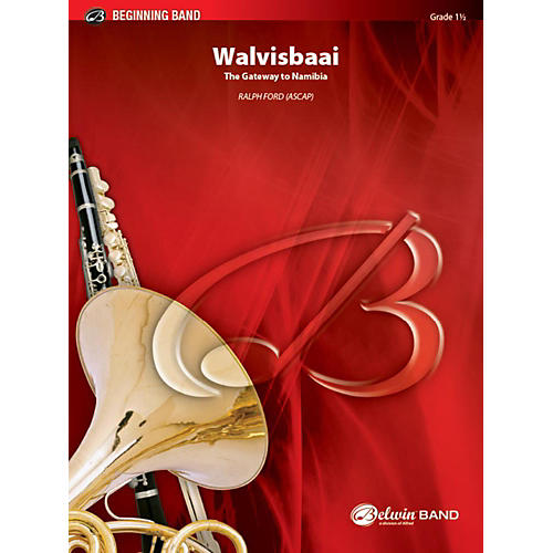 Alfred Walvisbaai Concert Band Grade 1.5 Set