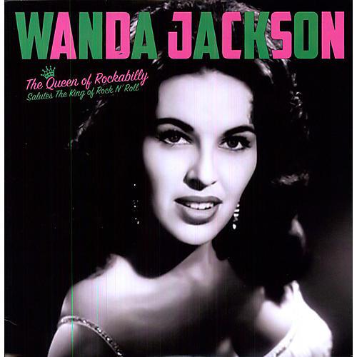 Alliance Wanda Jackson - Queen Of Rockabilly: Salute The King Of Rock N Roll