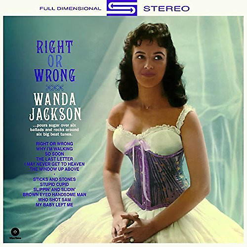 Alliance Wanda Jackson - Right or Wrong