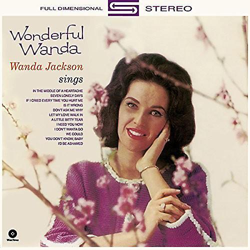 Alliance Wanda Jackson - Wonderful Wanda + 4 Bonus Tracks