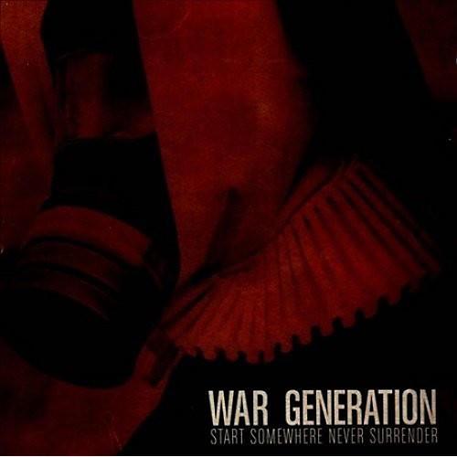 Alliance War Generation - Start Somewhere (Orange Vinyl)